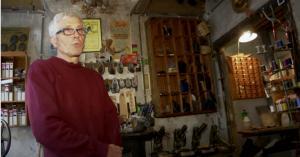 Ambachtelijke schoenmaker verdwijnt